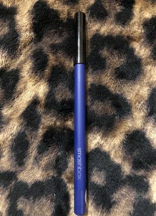 Smashbox карандаш для глаз синий