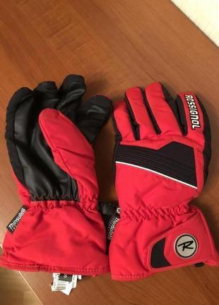 Лыжные перчатки rossignol.