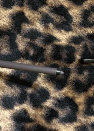 Smashbox карандаш для глаз серый