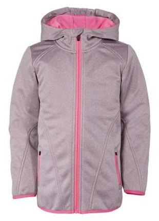 Softshell куртка ветровка дощовик crivit 110-116, 146-152