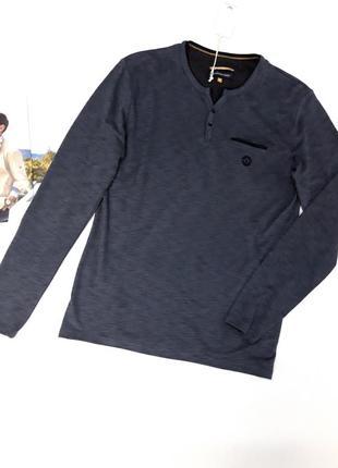 Качественные футболки с длинным рукавом benson&cherry