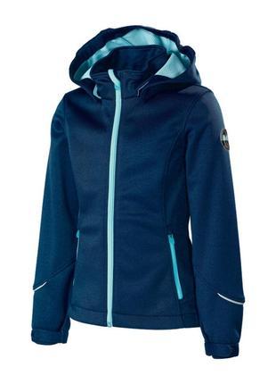 Куртка вітрівка софтшел pocopiano з німеччини р140