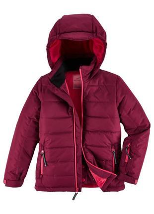 Зимняя лыжная термо куртка, из германии active kids р116, 140, 152
