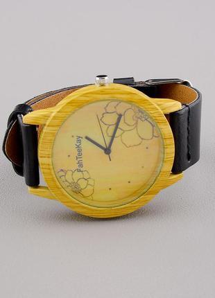 Наручные часы 💛эко кожа🖤
