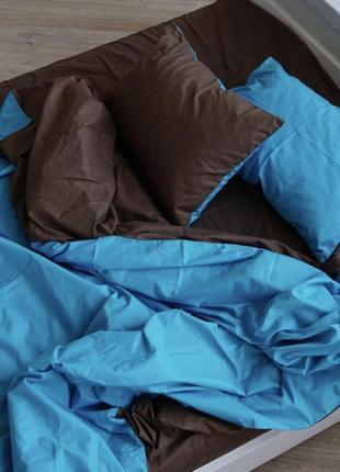 Однотоные комлект постельного белья, все размеры.комплект постільної білизни
