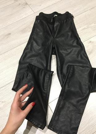 Плотные брюки на флисе h&m