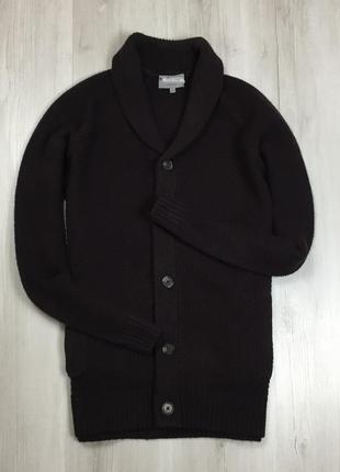 F7 кардиган бордовый next некст джемпер пуловер кофта  свитер