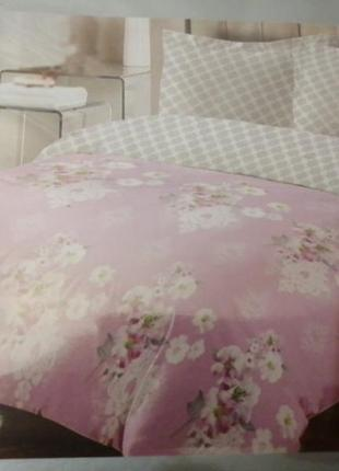 Комплект постельного белья теп  двуспальный, в наличии расцветки и размеры