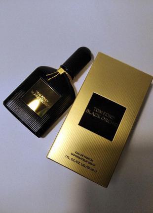 Отливант 10 мл (1 шт.) tom ford «black orchid». 100% оригинал. разлив парфюмерии3 фото