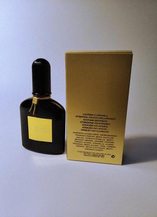 Отливант 10 мл (1 шт.) tom ford «black orchid». 100% оригинал. разлив парфюмерии5 фото