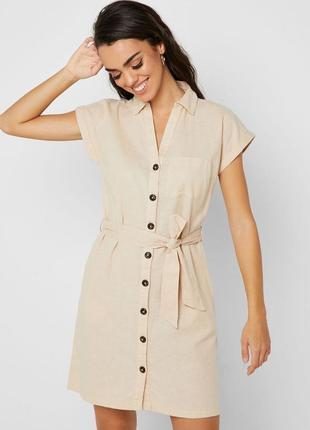 Жіноча сукня з натуральної тканини