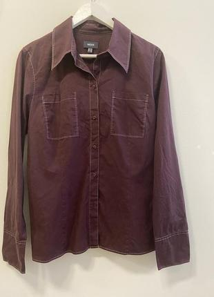 Рубашка mexx p.18/44 #1560 sale❗️❗️❗️black friday❗️❗️❗️