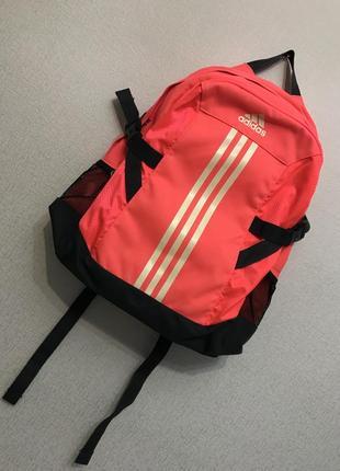 Вместительный туристический рюкзак adidas, оригинал.