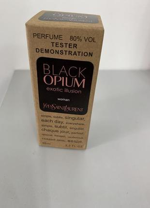 Black opium exotic illusion, 60мл