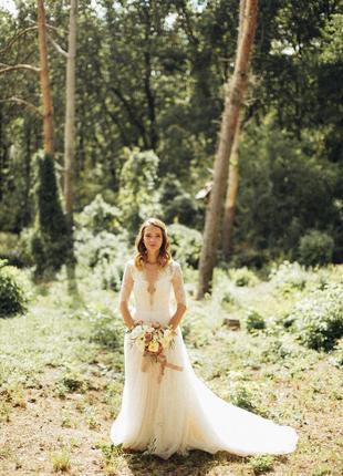 Свадебное платье mywony