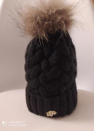 Шарка зимняя braxton альпака+меринос