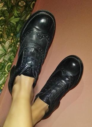 Туфли лоферы женские очень крутые 💣