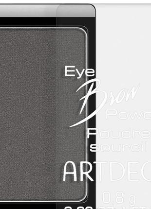 Пудра / тени для бровей artdeco eye brow powder
