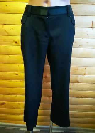 Модные брюки-капри итальянского дома моды класса люкс dolce & gabbana.