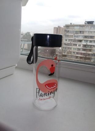 Бутылочка flamingo