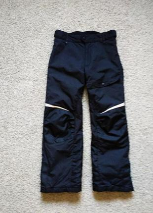 Штаны зимние теплые термо брюки h&m размер 158