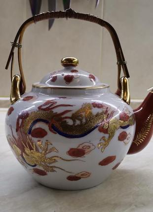 Чайник заварочный, заварник, чайник япония