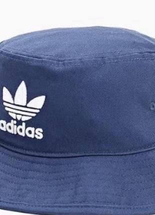 Темно-синяя панама adidas originals