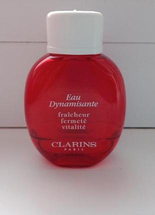 Тонизирующая вода clarins