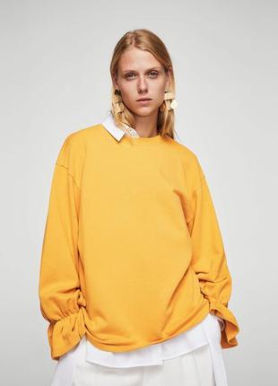 Крутий світшот, светр , кофта mango❤️