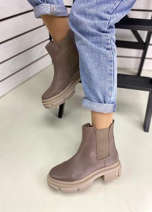 💛 новинка 💛 ботинки деми