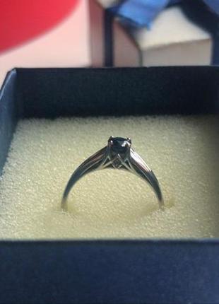 Очень красивое кольцо белое золото и бриллианты7 фото