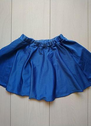 Спортивная юбка для танцев