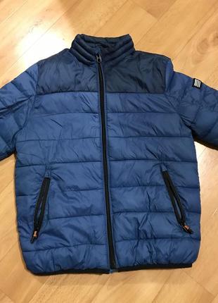 Демисезонная куртка zara 128