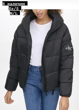 Куртки calnin klein