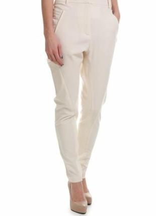 Популярная модель  стильных брюк teodosio от датского бренда by malene birger.