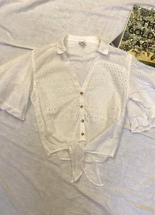 Блуза жіноча з натуральної тканині