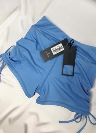 Новые спортивные шортики с завязками , размер с-xc