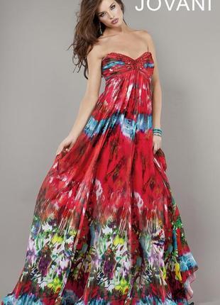Выпускное/вечернее платье jovani, оригинал.