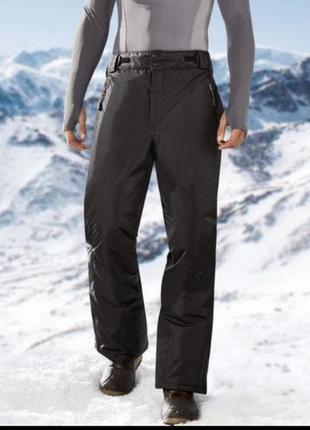 Мужские лыжные штаны термо crivit 56 германия