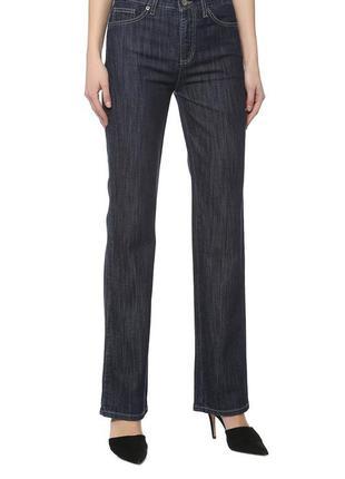 Брюки джинсы со складками roccobarocco