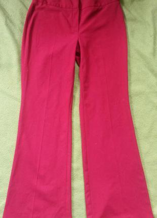 Стильные штаны next(размер s-m, uk - 10, eu - 38)