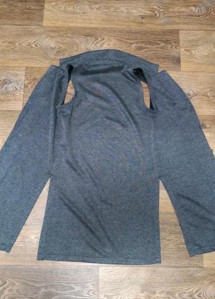 Стильный пиджак кардиган 34 36