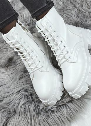 Ботинки деми 36-41 супер удобные и стильные