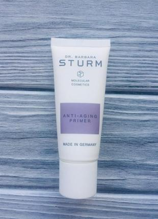 Dr. barbara sturm антивозрастная база под макияж anti-aging primer 20 ml