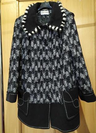 Пальто женское 56 размер