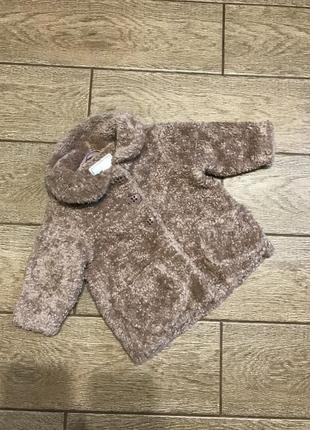 Шубка-пальто
