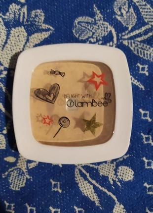 Компактная пудра glambee