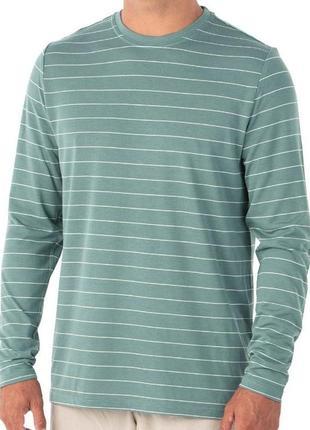 ♻️тонкий джемпер свитер в полоску мужской 💯 % хлопок