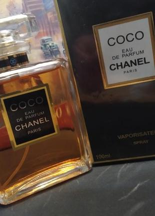 Парфюмированная вода chanel coco классика