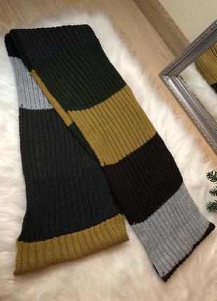 Мужской шарф-хомут от selected